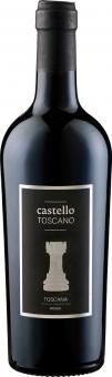 Castello Toscano Rosso Toscano Castello Toscano IGT 20150.75 l