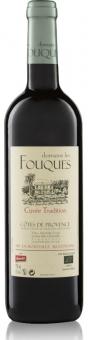 Côtes de Provence Rouge AOP 2014 Domaine Fouques Biowein