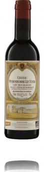 Château Peybonhomme-Les-Tours Côtes de Blaye AOP 2015 Biowein