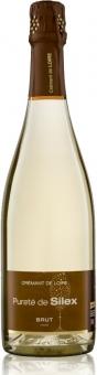 Crémant de Loire Rosé AOC Pureté de Silex Briderie Biowein
