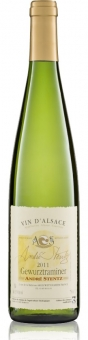Gewürztraminer Alsace AOC 2015 Stentz  Biowein