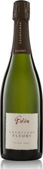 Champagne Brut Pinot Noir Boléro 2005  Fleury Biowein