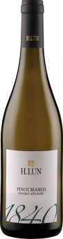 H. Lun Pinot Bianco DOC 2016 0.75 l