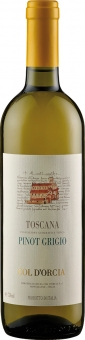Col d'Orcia Sant'Antimo Pinot Grigio DOC - Bio - 2016 0.75 l