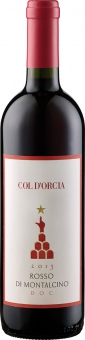 Col d'Orcia Rosso di Montalcino DOC - Bio - 2014 0.75 l