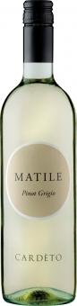 Maurilio Chioccia Matile Pinot Grigio IGP 2016 0.75 l