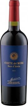 Corte dei Mori Terre Siciliane Nero d'Avola 'Etichetta Blu' IGT 2015 0.75 l