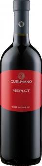Cusumano Terre Siciliane Merlot IGT 2016 0.75 l