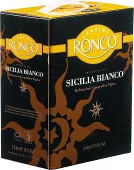 Ronco Sicilia Bianco 3 l