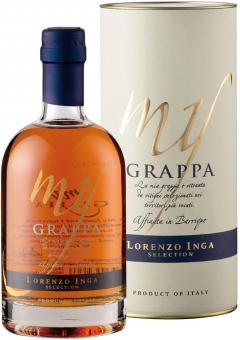 Inga My Grappa Affinata in Barrique Selection 0.5 l