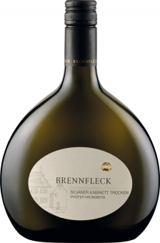 Weingut Brennfleck Iphöfer Kronsberg Silvaner Kabinett trocken 2016 0.75 l