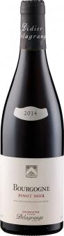 Domaine Henri Delagrange et fils Bourgogne Pinot Noir AOP 2015 0.75 l