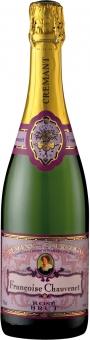 Francoise Chauvenet Crémant de Bourgogne Rosé Brut AOC 0.75 l