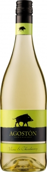 Bodegas Paniza Agostón Chardonnay - Viura DO 2016 0.75 l