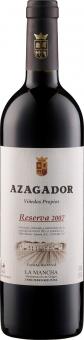 Pago de la Jaraba Azagador Reserva DO 2011 0.75 l