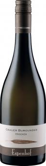 Weingut Espenhof Grauer Burgunder QbA trocken 2016 0.75 l