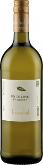 Weingut Espenhof Riesling QbA trocken 1 Liter 2016
