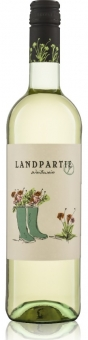 LANDPARTY Weiß 2015 Biowein