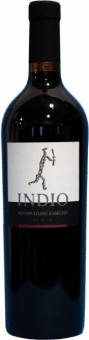 Bove Indio Montepulciano d'Abruzzo DOP 3 Liter Holzkiste 2012