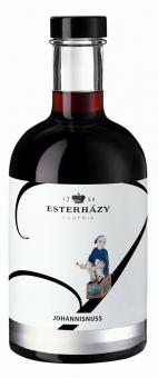 Esterházy Johannisnuss Etui  0.35 l