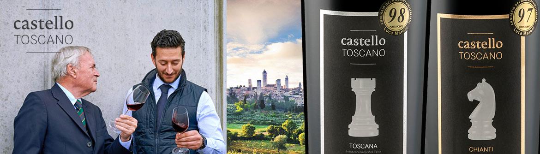 Castello Toscano Rosso Toscano Chianti